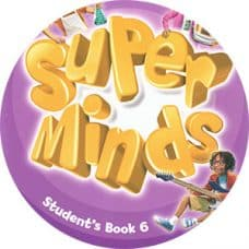 Super Minds 6 Audio CD 3