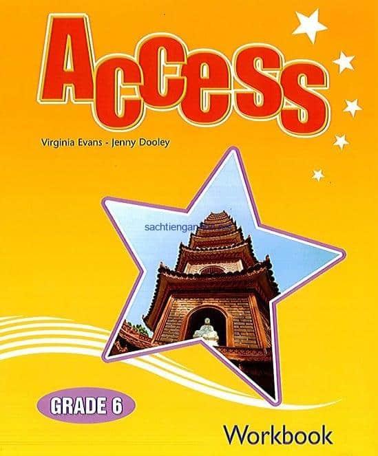 Access Grade 6 Workbook a