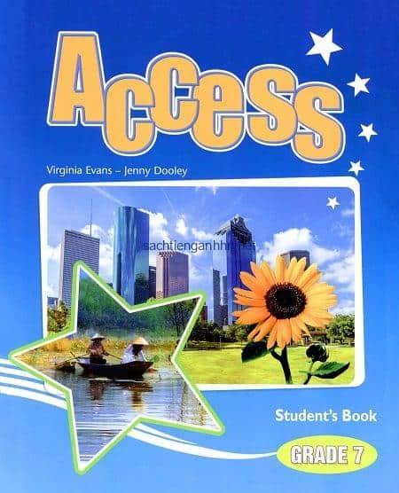 Access Grade 7 Student Book a