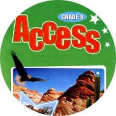 Access Grade 8 Test Audio CD