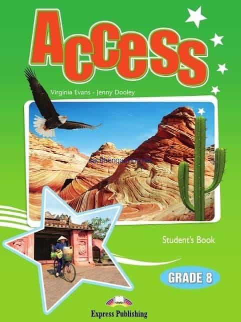 Access Grade 8 Student Book c