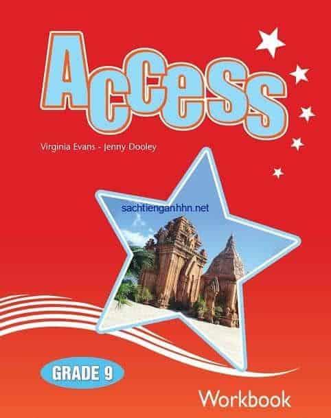 Access Grade 9 Workbook a