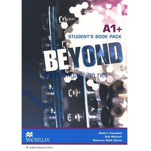 Beyond A1+ Student Book