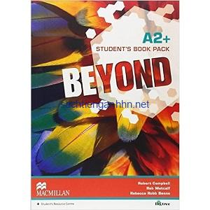 Beyond A2+ Student Book