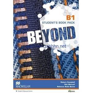 Beyond B1 Student Book