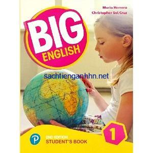 Big English 1 American Student Book 2nd