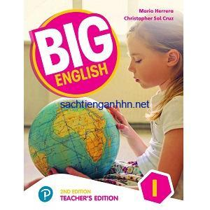 Big English 1 American Teacher's Edition 2nd