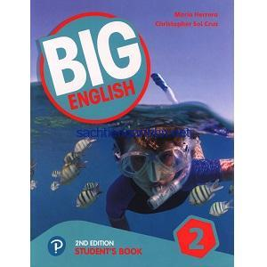 Big English 2 American Student Book 2nd