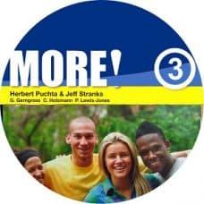More! 3 Workbook Audio CD