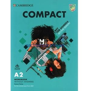Compact Key for Schools 2nd 2020 Workbook