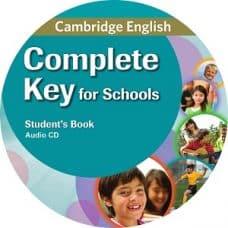 Cambridge English Complete Key for Schools Class Audio CD 1