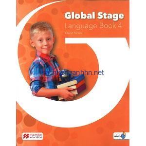 Global Stage 4 Language Book