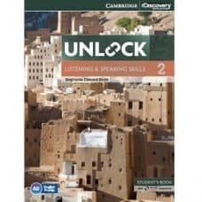 Unlock 2 Listening and Speaking Skills Student's Book