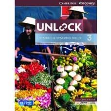 Unlock 3 Listening and Speaking Skills Student's Book