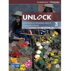 Unlock 3 Listening and Speaking Skills Teacher's Book