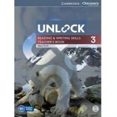 Unlock 3 Reading and Writing Skills Teacher's Book
