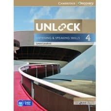 Unlock 4 Listening and Speaking Skills Student's Book