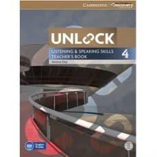 Unlock 4 Listening and Speaking Skills Teacher's Book