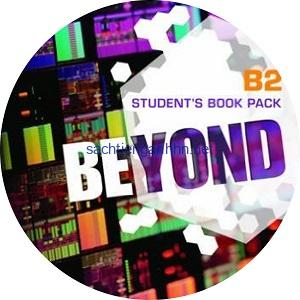 Beyond B2 Class Audio CD