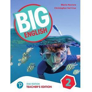 Big English 2 American Teacher's Edition 2nd
