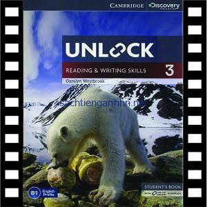 Unlock 3 Reading and Writing Skills Video Clip