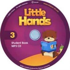 Little Hands 3 Student Book MP3 CD